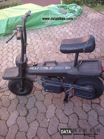1982 Italjet  Pack 2 Motorcycle Motor-assisted Bicycle/Small Moped photo