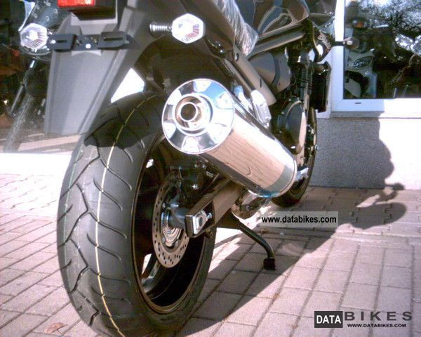 2012 Suzuki  GSF 1250 SA L1 German model 2011 with ABS Motorcycle Sport Touring Motorcycles photo