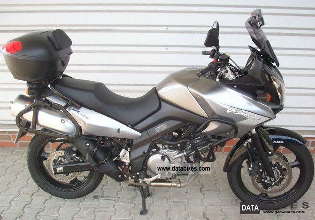 2008 Suzuki Dl V Strom