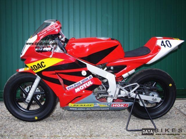 2010 Honda  NSF 100 Motorcycle Racing photo