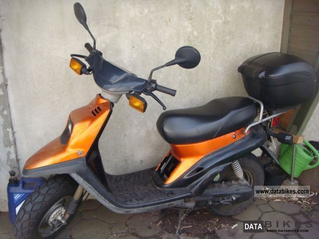 1995 MBK  Booster Motorcycle Scooter photo