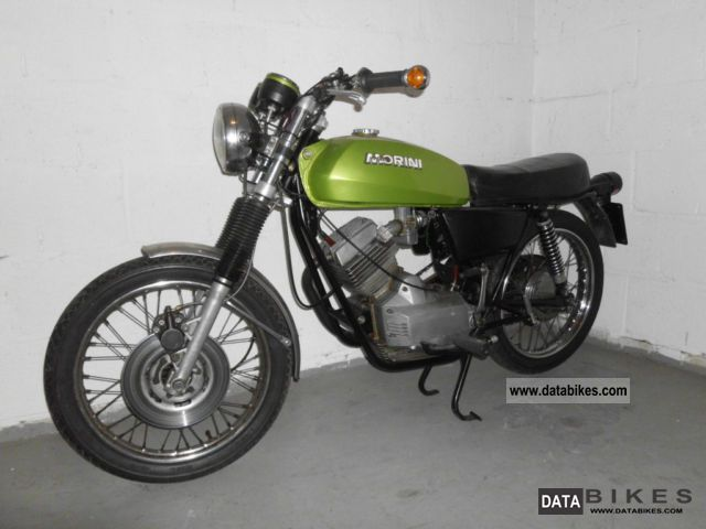 1976 Moto Morini  125 H Motorcycle Other photo