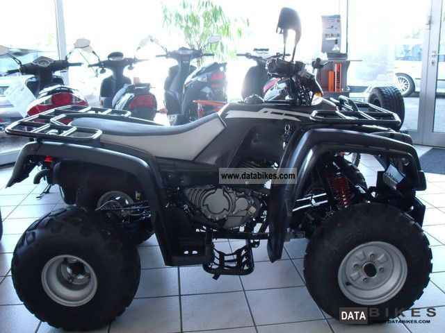 2008 Adly  ATV 300 Boost / Top Condition Motorcycle Quad photo