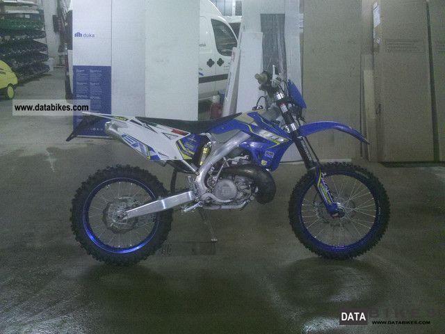 2011 TM  EN 300 Motorcycle Dirt Bike photo