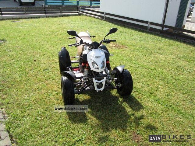2010 Bashan  300 cc Motorcycle Quad photo
