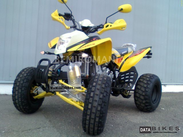 2012 Bashan  250-11 Motorcycle Quad photo