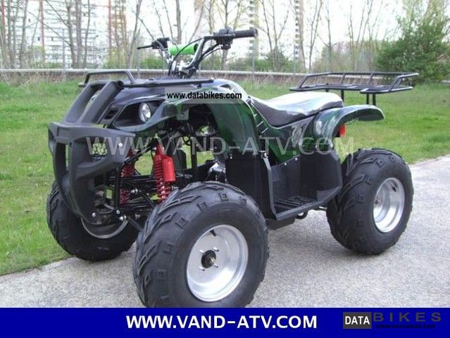 2012 Bashan  Hummer Grizzly 250 Motorcycle Quad photo