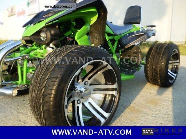 2012 Bashan  Street Predator 250 Model 2011 Motorcycle Quad photo