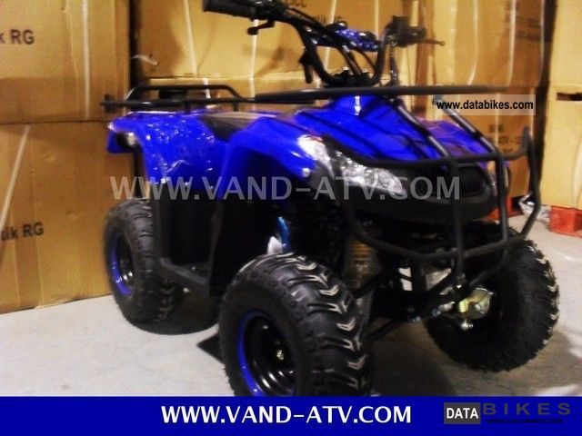 2012 Bashan  ATV Bmw 125 Motorcycle Enduro/Touring Enduro photo