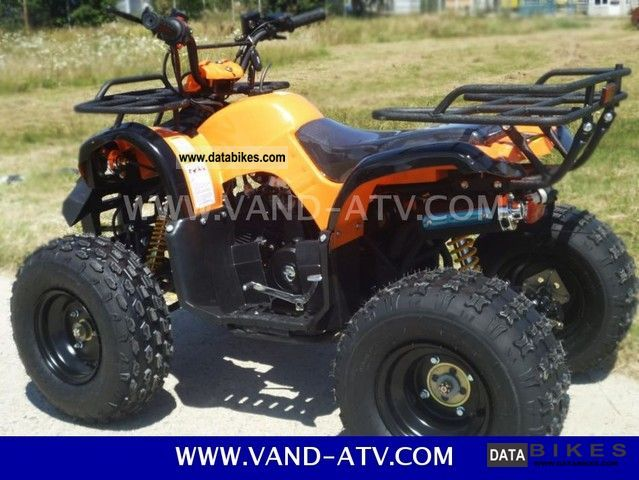 2012 Bashan  Lobster 125 Motorcycle Enduro/Touring Enduro photo