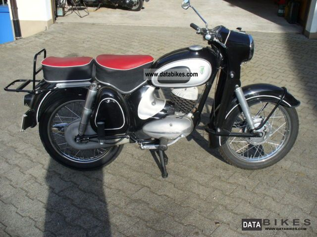 DKW  VS 1957 Vintage, Classic and Old Bikes photo