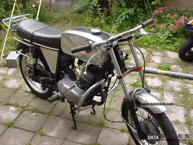 Maico  MD50 1973 Vintage, Classic and Old Bikes photo