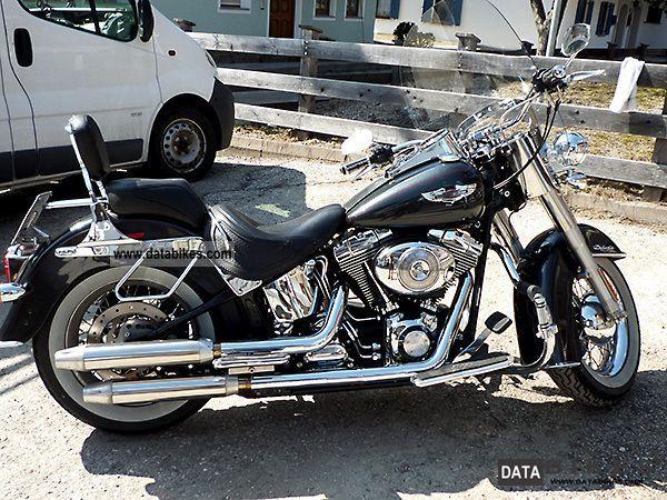 2006 Harley Davidson  Deluxe Motorcycle Chopper/Cruiser photo