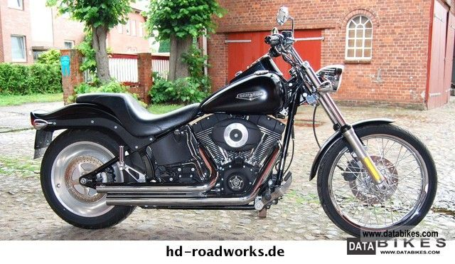 2012 Harley Davidson  Sofftail FXSTB Night Train Motorcycle Chopper/Cruiser photo