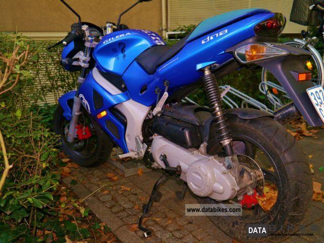 2001 Gilera  C27 Motorcycle Motorcycle photo