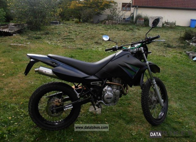 Mz  SX - SM 2006 Enduro/Touring Enduro photo