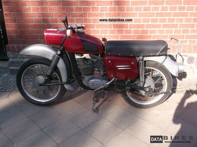 Mz  ES 150 undocumented 1970 Vintage, Classic and Old Bikes photo