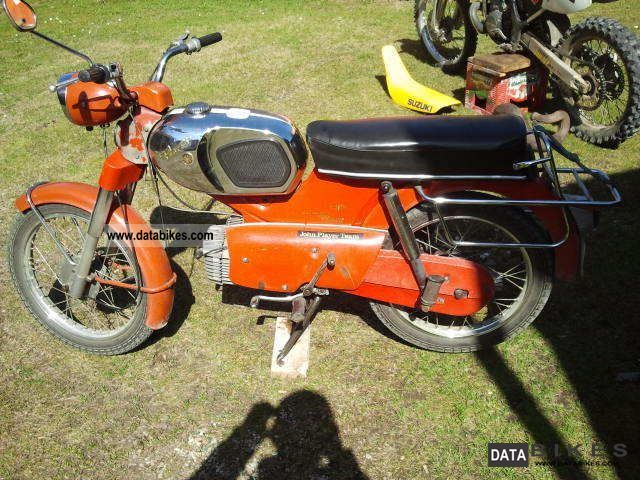 Kreidler  florett 54/42d K 1971 Vintage, Classic and Old Bikes photo