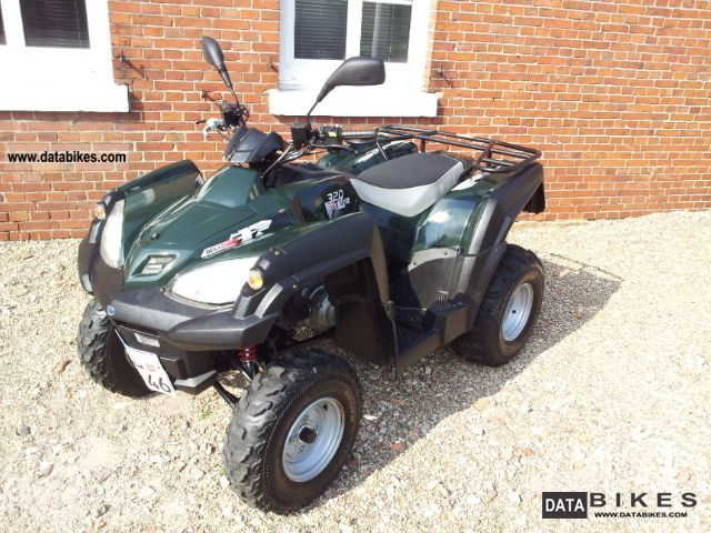 2009 Adly  Canyon 320 Motorcycle Quad photo