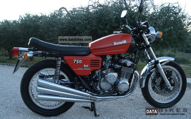 Benelli  750 Be Electronica 1978 Vintage, Classic and Old Bikes photo