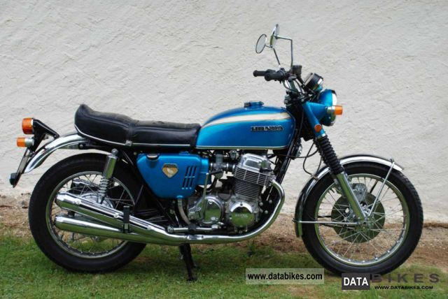 Honda  CB750 K0 1971 Vintage, Classic and Old Bikes photo