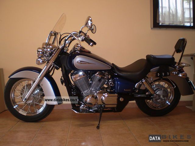 2009 Honda  WT750C euro 3 Motorcycle Chopper/Cruiser photo