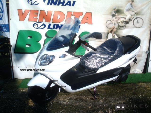 2012 Linhai  Main Street 300 cc Motorcycle Scooter photo