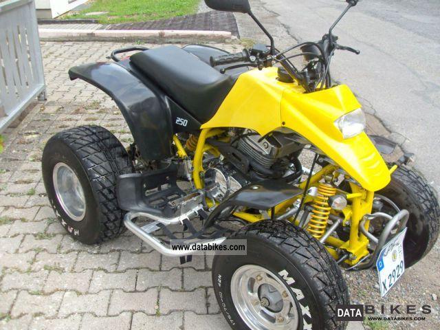 2003 SMC  Ram 250 Motorcycle Quad photo