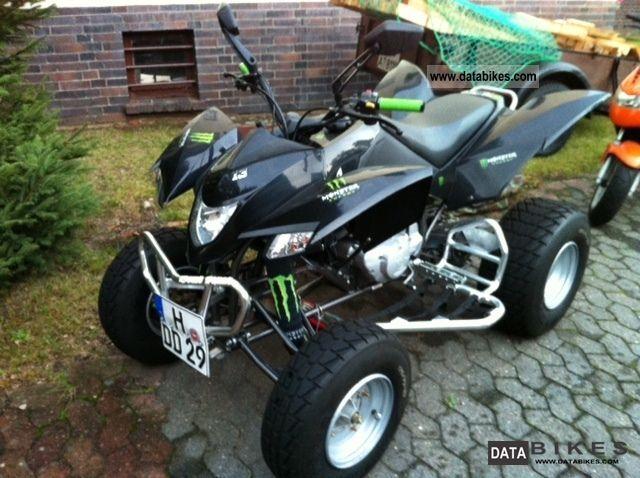 2010 SMC  300 RAM XLE Motorcycle Quad photo