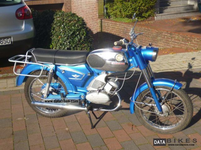Zundapp  Zündapp c50 sport 1970 Vintage, Classic and Old Bikes photo