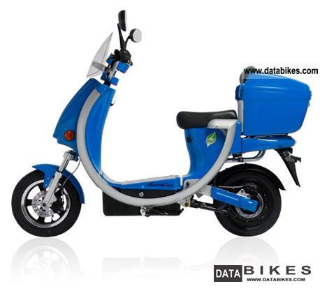 e-max  80L 2012 Electric Motorcycles photo