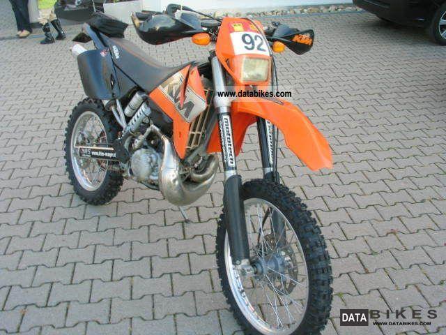 1999 KTM  200 EXC Motorcycle Enduro/Touring Enduro photo
