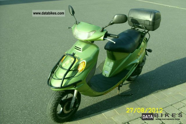 1999 Kymco  50 KB Motorcycle Motor-assisted Bicycle/Small Moped photo