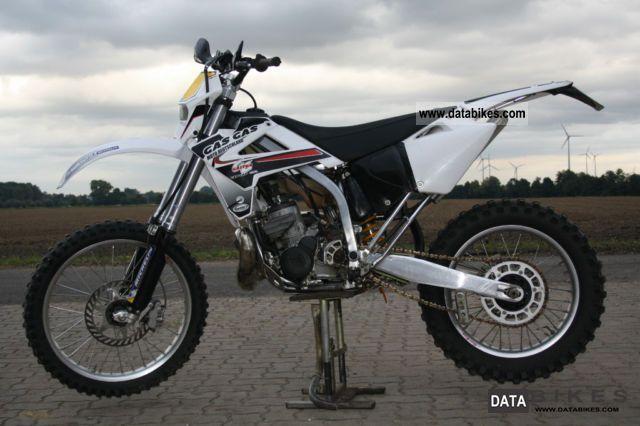 2003 Gasgas  250 EC Motorcycle Enduro/Touring Enduro photo