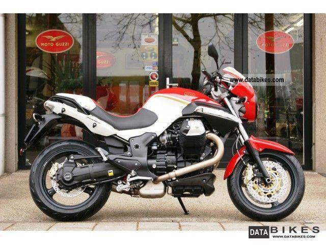2012 Moto Guzzi  1200 SPORT 8V ABS CORSA Motorcycle Sports/Super Sports Bike photo