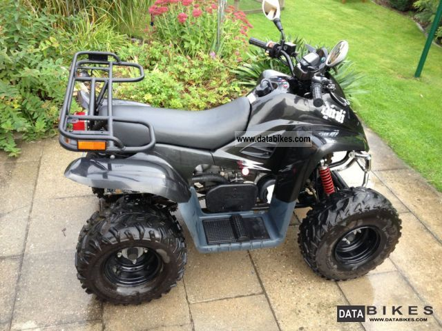 2011 Dinli  Classic Special 50 Motorcycle Quad photo