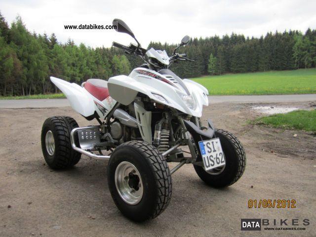 2008 Dinli  Masai 460 Motorcycle Quad photo