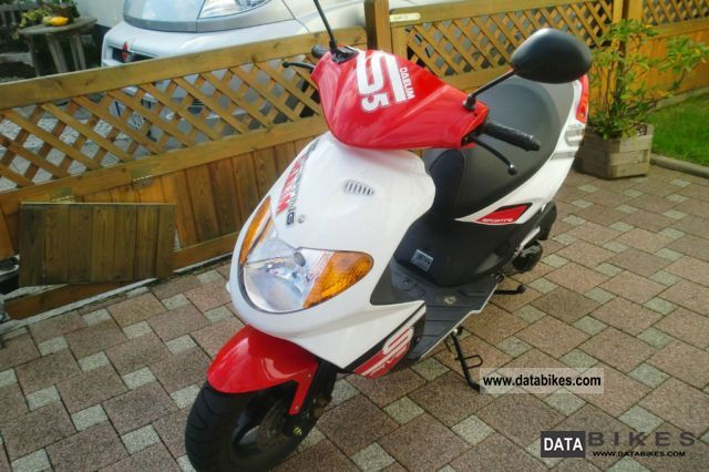 Daelim  s-five 2012 Scooter photo