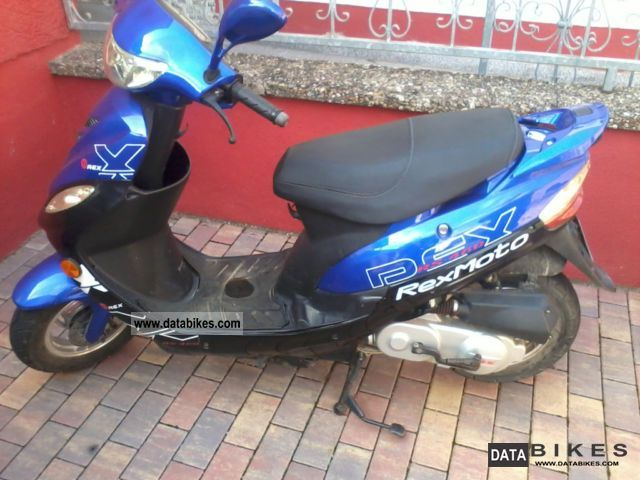 2009 Zhongyu  Rex RS 400/460 to 25 Motorcycle Scooter photo
