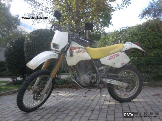 1997 Suzuki  dr 350 U.S. model approval before 2014 Motorcycle Enduro/Touring Enduro photo