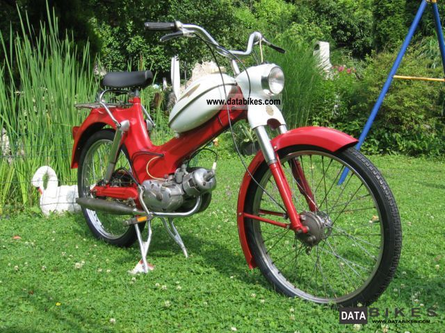 Puch  MS 25 1972 Vintage, Classic and Old Bikes photo