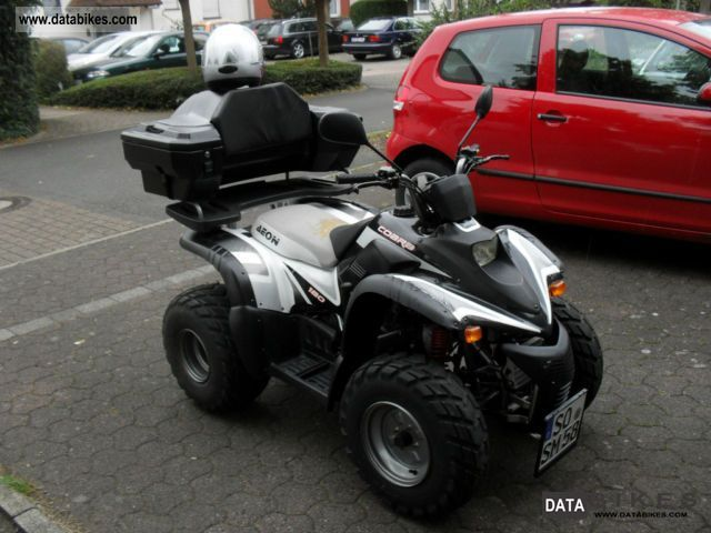2007 Aeon  Cobra RSII180 Motorcycle Quad photo