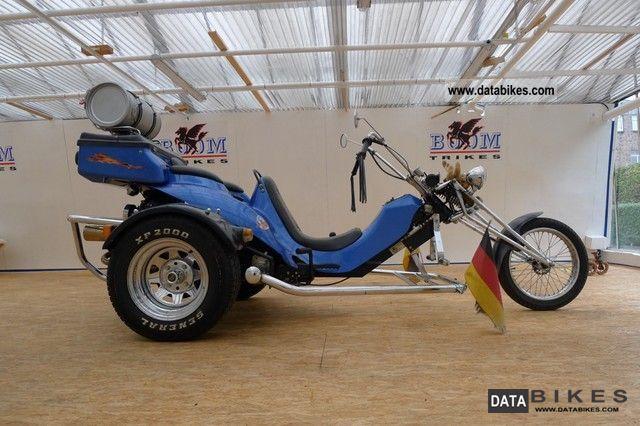 1997 Boom  BOOM Highway Trike Motorcycle Trike photo