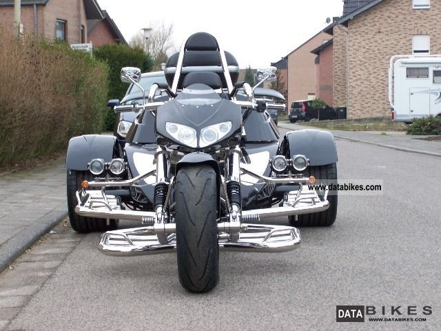 2012 Boom  Fighter X11 Ultimate Limited Edition No. 9 Motorcycle Trike photo