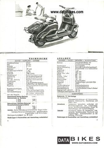 Prima scooter 1956 on electric scooter wiring diagram owners manual