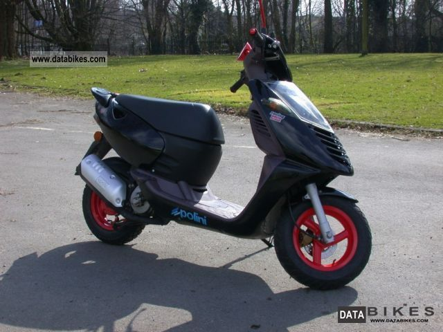 1998 Aprilia  Sonic LC Motorcycle Scooter photo