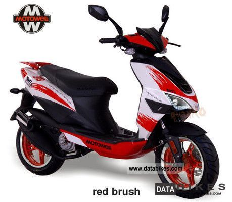 2009 Motowell  Magnet Rs Motorcycle Motor-assisted Bicycle/Small Moped photo