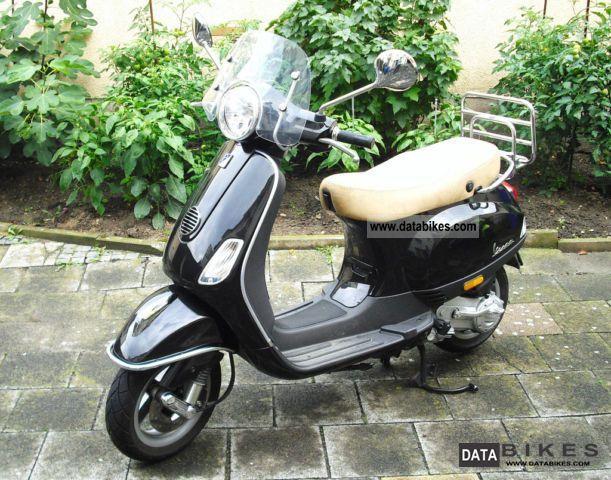 Rieju  LX 50 4 t 2009 Scooter photo
