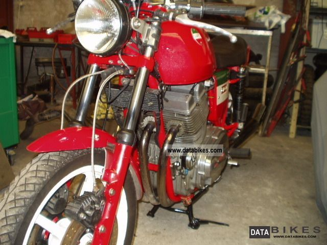 1978 Laverda  1000 CL3 Motorcycle Motorcycle photo