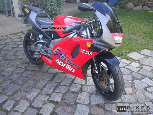 Aprilia  GS 125 1994 Motorcycle photo